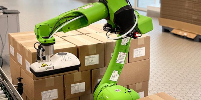 kollaborativer Roboter 660x330 - Roboter und Mensch - zusammen statt nebeneinander arbeiten